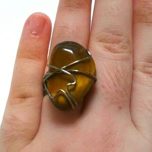 Jewelry - Tiger's Eye Ring